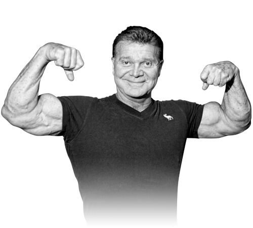 John Boos, licensed certified personal strength trainer